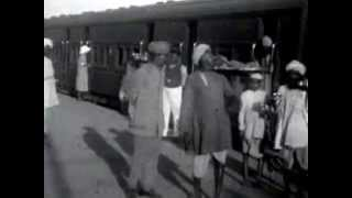 Mughalsarai India  city pictures gallery : 1920s British India: The Brigadier Dawson Collection: Mughalsarai Railway Station