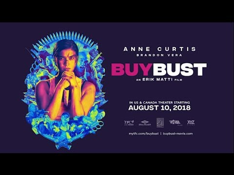 BUYBUST showing in US and Canada (Trailer)