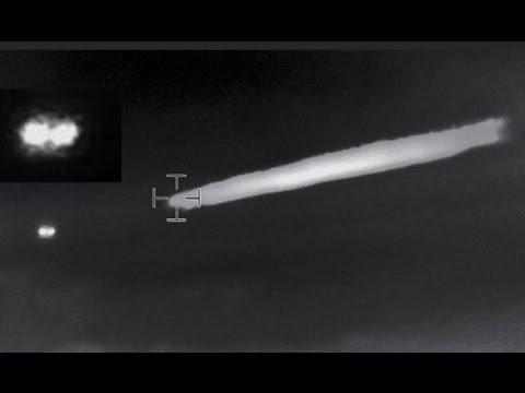 video ufo ripreso da militari cileni