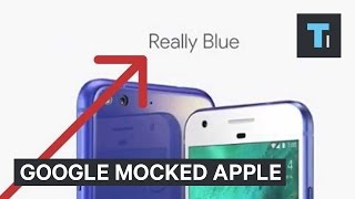 Video Google repeatedly mocked Apple at its October 2016 event MP3, 3GP, MP4, WEBM, AVI, FLV November 2017