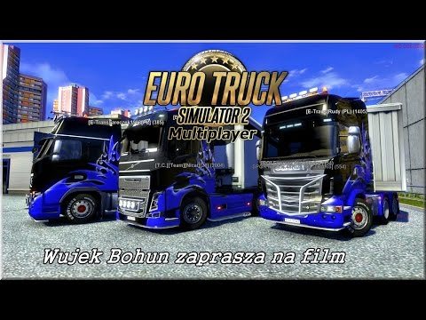 Euro Truck Simulator 2 [MP E-Trans] - #105