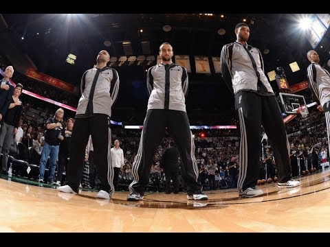 big 3 - Check out how the Spurs big 3 have dominated the playoffs and are now the winningest trio in NBA history! About the NBA: The NBA is the premier professional ...