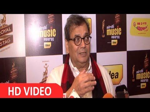 Shubhash Ghai Mirchi Music Award Jury