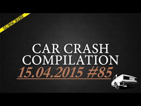 Car crash compilation #85 | Подборка аварий 15.04.2015
