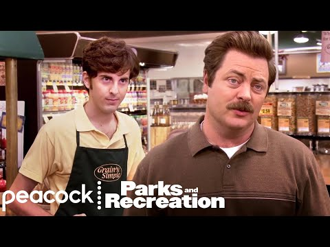 Grain'n Simple Vs Food and Stuff - Parks and Recreation