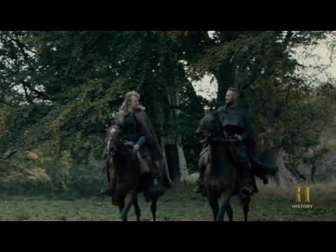 VIKINGS - Rollo and Gisla and Ubbe - 4x13