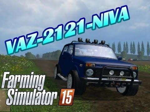 VAZ-2121 Niva v2.0