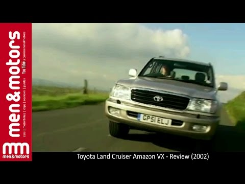 Toyota Land Cruiser Amazon VX – Review (2002)