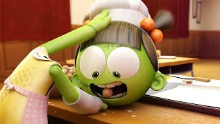 Video Funny Animated Cartoon | Spookiz | Zizi Spits Out Cookies For Cula | 스푸키즈 | Cartoon for Children MP3, 3GP, MP4, WEBM, AVI, FLV Oktober 2018
