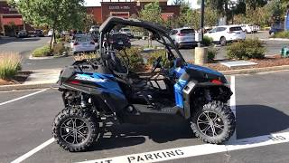 7. Contra Costa Powersports-New 2018 CF Moto ZFORCE 800 EX Sport Utility Vehicle