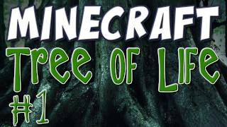 Minecraft - The Tree of Life Part 1