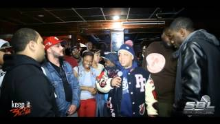 Spittaz Battle League | Push Pax vs. Geno