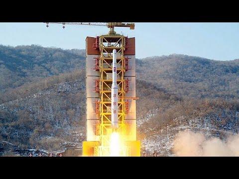 Διεθνείς αντιδράσεις για την εκτόξευση πυραύλου μεγάλου βεληνεκούς από την Β. Κορέα