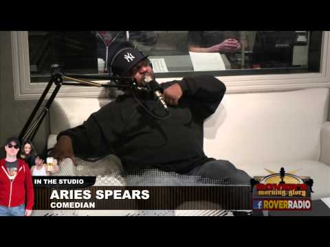 Comedian Aries Spears - Full Interview
