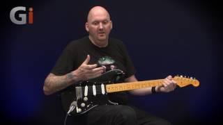 Download Lagu Fender David Glimour Signature Custom Shop Relic Stratocaster Review Mp3