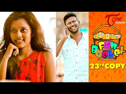 Fun Bucket | 23rd Copy | Funny Videos | By Harsha Annavarapu