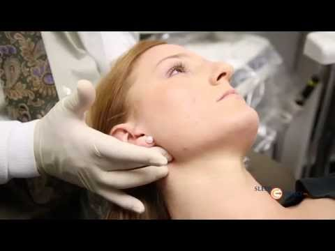 Head and Neck Muscle pain trigger points assessment instructions