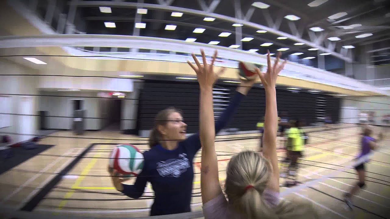 NBC Overnight Volleyball Camps - Video