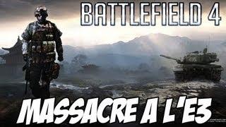 Gameplay Battlefield 4: J'représente la France sur le champ de bataille ! (ou pas...)