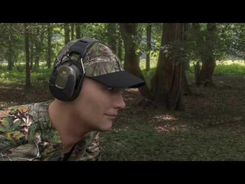 אוזניות אלקטרוניות ספורט וירי