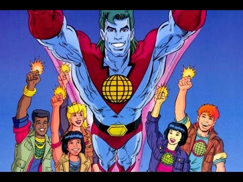 Captain Planet and the Planeteers S1E02