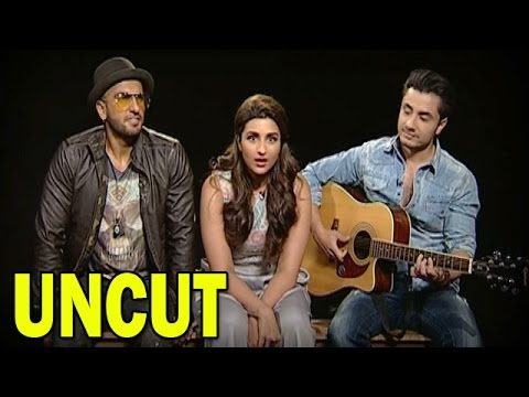 Parineeti Chopra, Ranveer Singh, Ali Zafar's Uncut Interview