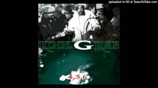 Kool G Rap - Money On My Brain feat. B-1 & MF Grimm [lyrics]
