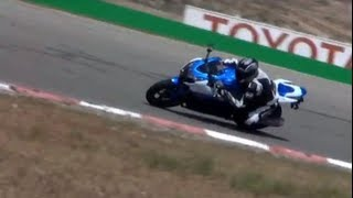9. 2009 Suzuki GSX-R1000 Review - Getting better with age: An all-new Gixxer Thousand