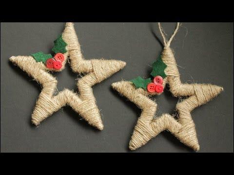 fai da te - decorazione natalizia