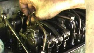 4. Injector Replacement on Detroit Diesel 671