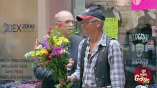 Vase Eats Flowers Prank
