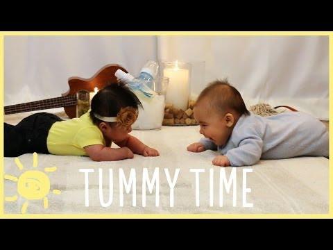 ELLE | TUMMY TIME