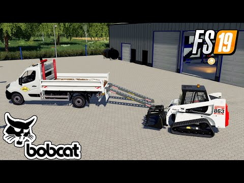 Renault Benne Sdm With Ramps Support v1.2