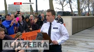 Westminster Attack : 'Full counter-terrorism investigation' underway