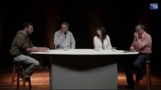 Felipe Pozo conversa sobre marcha