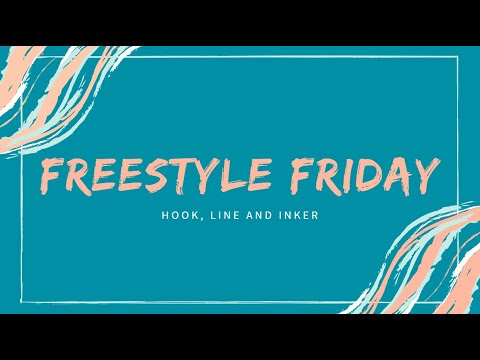Freestyle Friday - Episode #5 - Lawn Fawn Pick of the Patch Halloween Card