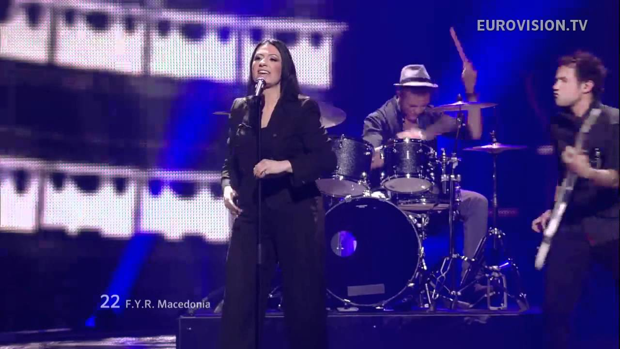 Kaliopi Bukle - Crno i belo (North Macedonia 2012)