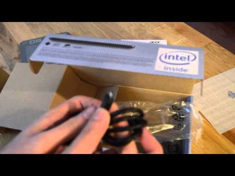 Acer Iconia One 7 Unboxing