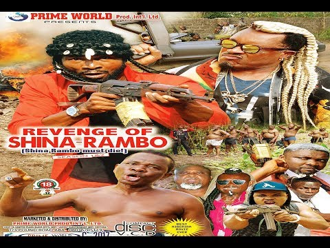 REVENGE OF SHINA RAMBO | SEASON 1 | LATEST 2017 | NIGERIAN NOLLYWOOD ACTION MOVIES