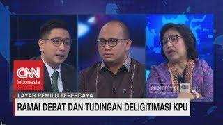 Video Ramai Debat Dan Tudingan Deligitimasi KPU | Layar Pemilu Tepercaya MP3, 3GP, MP4, WEBM, AVI, FLV September 2019