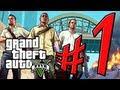 Grand Theft Auto V Parte 1: Bem vindo Los Santos Like A