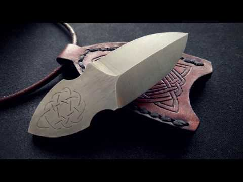 Knife Making - Small Neck Knife