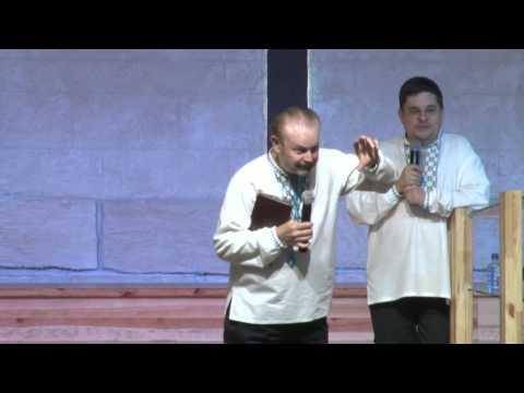 Post Проповедь Боби Ларсона на тему «Бог или маммона?»