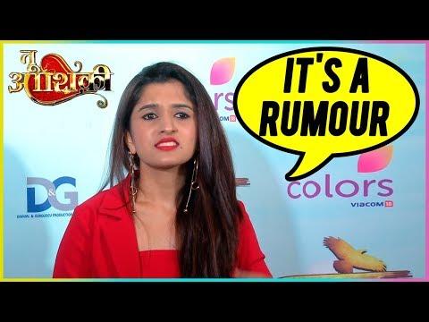 Jannat Zubair aka Pankti Not Leaving Tu Aashiqui C