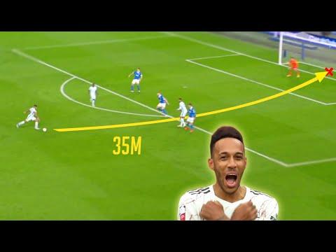 CRAZY Long Shot Goals in Football 2020-2021
