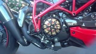 5. Gregg's Ducati Streetfighter S 2011