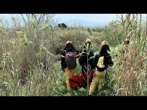 Ηράκλειο: Συνεχίζονται οι έρευνες για τους τέσσερις  αγνοούμενους στο Γεροπόταμο