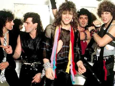 BON JOVI - I Don't Wanna Fall [To the Fire] (audio)