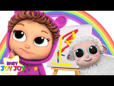 Baa Baa Black Sheep and More Nursery Rhymes | April's Top 10 Videos