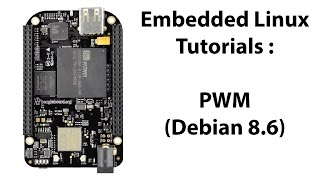 This video shows how to configure the pins on the BeagleBone Black as PWM pins to interface with the Buzzer on the BBB Learning Board. The Linux version being used in this video is Debian 8.6.Buy the board here:https://www.tindie.com/products/AllAboutEE/beaglebone-black-embedded-linux-learning-board/Sitara AM335x Technical Reference Manual:http://www.ti.com/product/AM3359/technicaldocuments